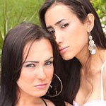 Juliana 38 nicolly lima. Two tranny stars come together in this horny photo gallery