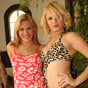 Alexia and reana. Blonde Brazilian trannies Alexia and Reana are extremely lustful and craving the touch of a shemale.